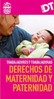 Tr ptico derechos de maternidad y paternidad dt educa for Derecho de paternidad