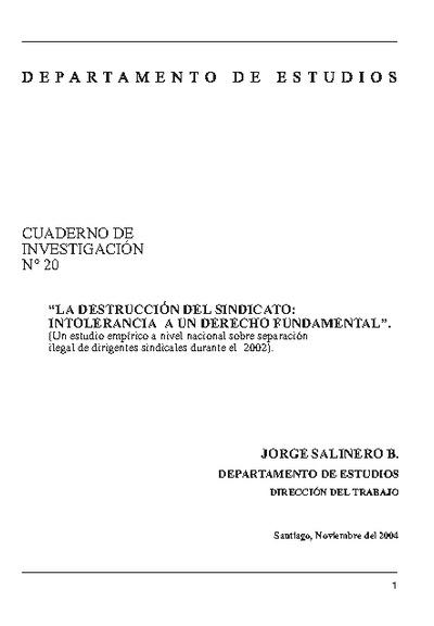 Cuadernos De Investigación Dt Publicaciones
